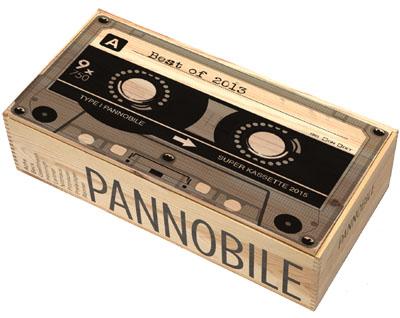 Pannobile Rot  2013  Winzer Paket  Sammler Edition   / Achs Paul