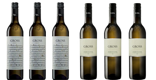 Gross Weinpaket Jakobi ´17 + Weißburgunder ´17   / Gross