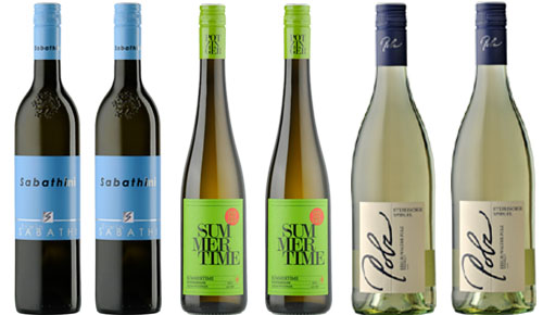 Sommerwein Steiermark Paket  2017   / Sabathi Erwin