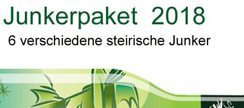 Verkostungspaket Junker 2018 im 6er Pack    / Dreisiebner