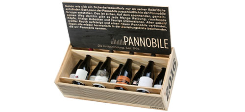 Pannobile Rot 2016 Winzer Paket Sammler Edition    / Gsellmann Hans