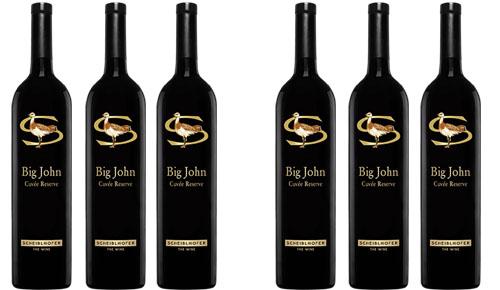Big John Reserve 2017 im 6er Pack zu je € 13.90   / Scheiblhofer Johann