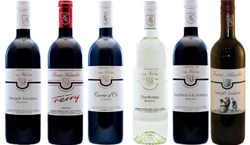Verkostungspaket vom Weingut  Schindler Franz    /