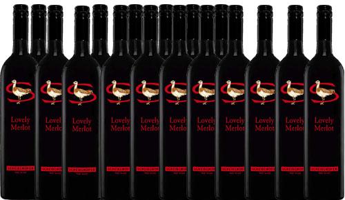 Merlot Lovely 2020  Scheiblhofer im 18er Paket zum Sonderpreis    / Scheiblhofer Johann