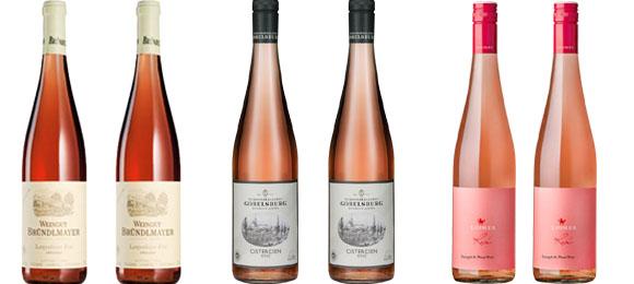 Roseweinpaket  aus dem Kamptal    / Loimer