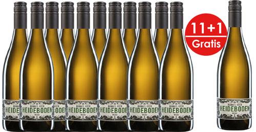 Heideboden Weiss 2017 Reeh  11 +1 Gratis   / Reeh Hannes