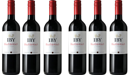 Blaufränkisch Classic DAC  2017 IBY im 6er Vorteilskarton zu je € 7.90   / IBY