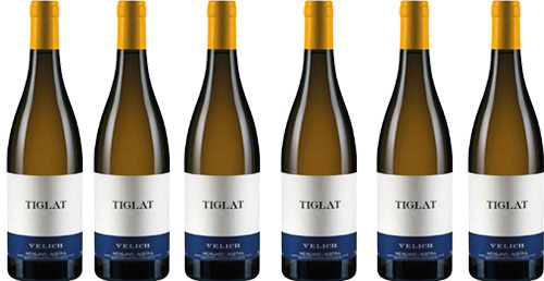 Tiglat Chardonnay Velich  2015   / Velich