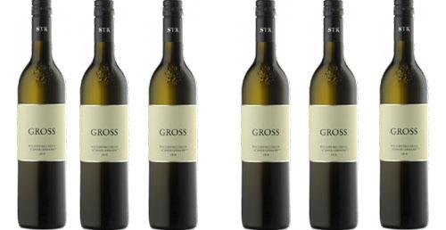 Weißburgunder Südsteiermark DAC 2018 Gross Alois 5 +1 Gratis   / Gross