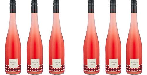 Pink Rose 2018 im 6er Paket   / Kalmuck