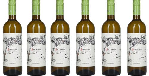Sattlerhof Sauvignon Blanc DAC 2018 im 6er Vorteilspaket   / Sattlerhof