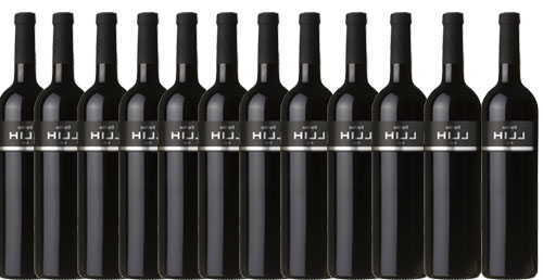 Small Hill Red 2018 Leo Hillinger im 12er Pack zu je € 9.70   / Hillinger