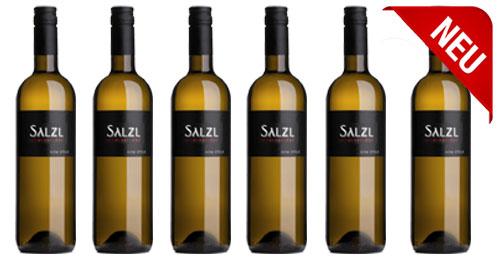 Chardonnay Selection 2018  im 6er Pack zu je € 7.90   / Salzl