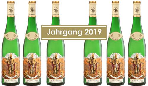 Riesling Federspiel Loibenberg 2019 Knoll im 6er Paket   / Knoll