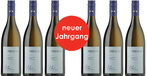 Sauvignon Blanc Therese 2018 im 6er Pack zu je € 19.30   / Polz Erich & Walter
