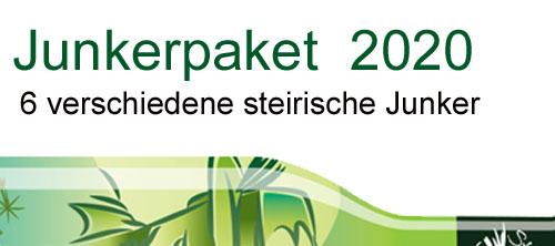 6er Junkerpaket 2020 mit 5% Preisvorteil   /