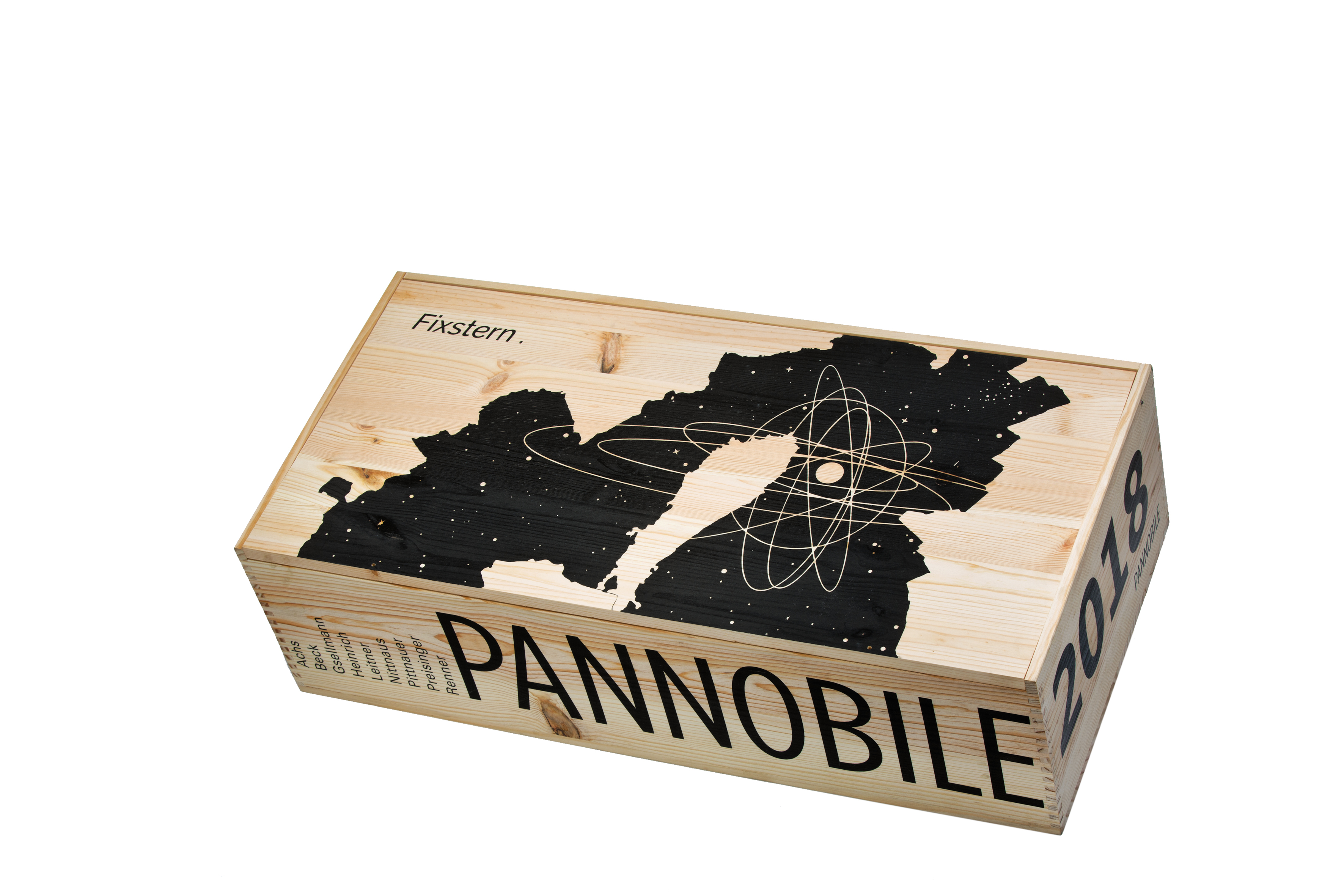 Pannobile Rot 2018 Winzer Paket Sammler Edition   / Renner & rennersistas