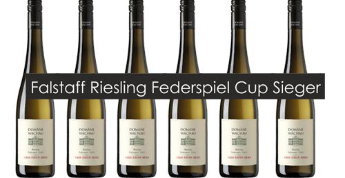 Riesling Federspiel 1000 Eimerberg 2020 Falstaff Sieger   / Domäne Wachau