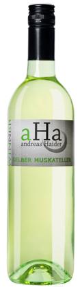 Gelber Muskateller  2008 / Andreas Haider