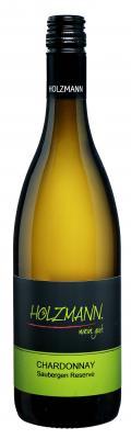 Chardonnay Saubergen Reserve 2015 / Holzmann Weingut