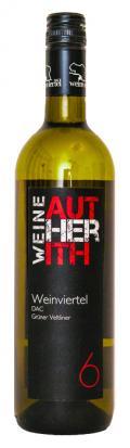 Grüner Veltliner Weinviertel DAC 2017 / Autherith