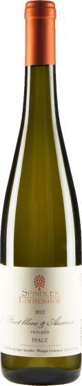 Pinot Blanc & Auxerrois 2017 / Eugen Spindler - Weingut Lindenhof