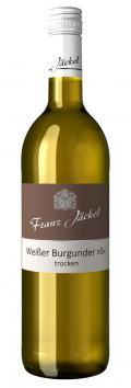 Weißburgunder > S < 2018 / Franz Jäckel