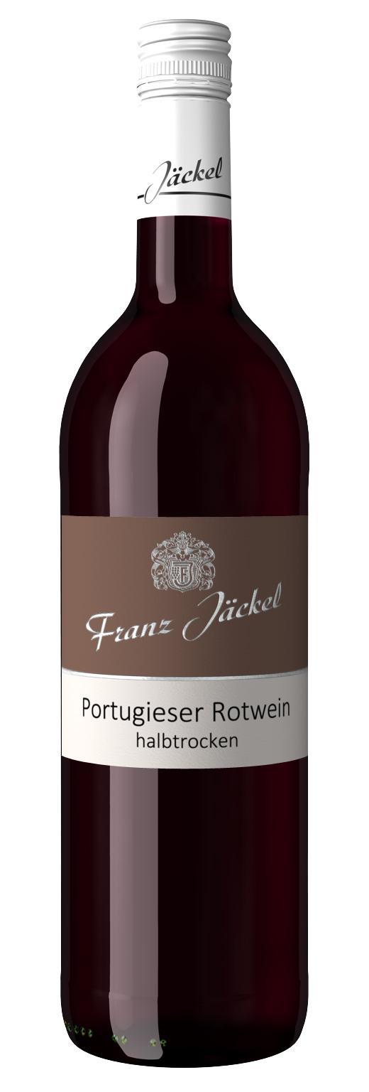 Portugieser Rotwein 2017 / Franz Jäckel