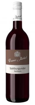 Spätburgunder feinherb 2017 / Franz Jäckel