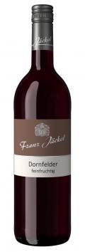 Dornfelder feinfruchtig 2017 / Franz Jäckel