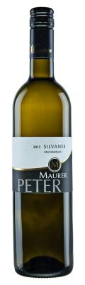 Silvaner Mommenheimer 2015 / Maurer