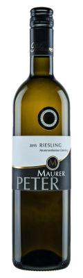 Riesling Mommenheimer Osterberg 2015 / Maurer