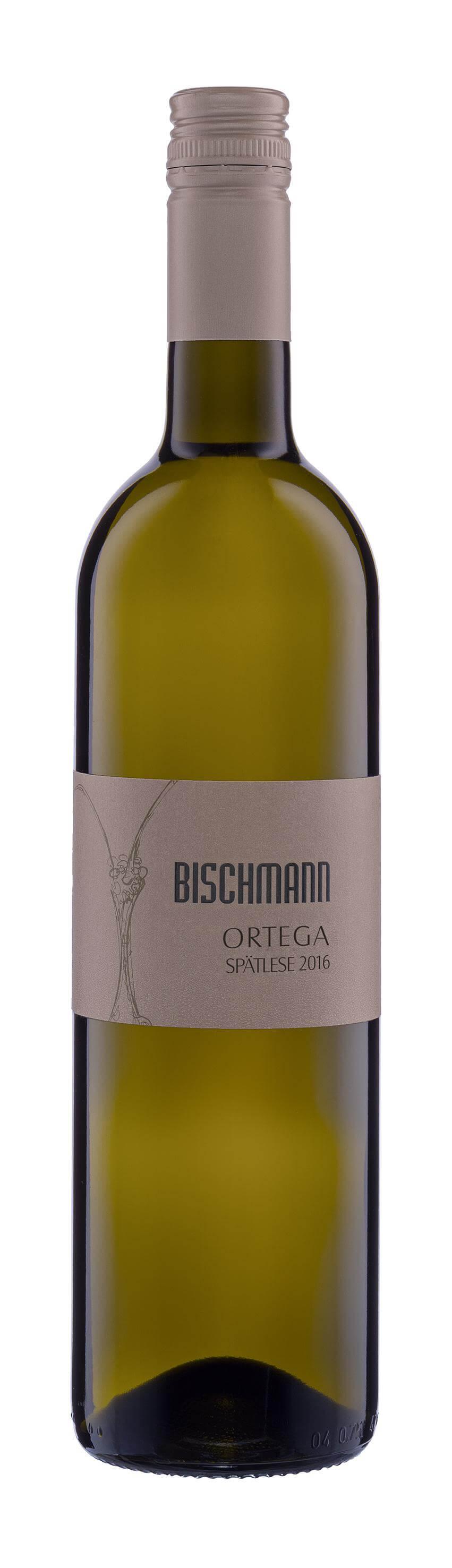 Ortega Bio-Qualitätswein mild 2018 / Thomas Bischmann