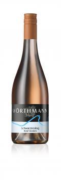 Schwarzriesling Rosé trocken 2015 / Wörthmann