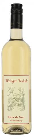Blanc de Noir Qualitätswein trocken 2016 / Kuhnle