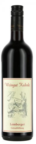 Lemberger Qualitätswein trocken 2016 / Kuhnle