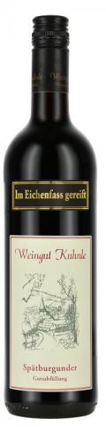 Spätburgunder trocken >im Eichenfass gereift< 2015 / Kuhnle