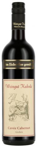 Cuvee Cabernet trocken >im Eichenfass gereift< 2014 / Kuhnle