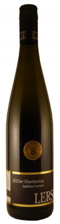 Chardonnay Spätlese trocken 2015 / Thomas Lersch