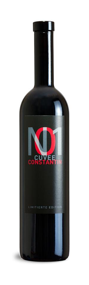 Cuvee Constantin No 1 2016 / Quint