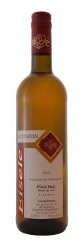 Pinot Noir blanc de Noir trocken 2015 / Eisele