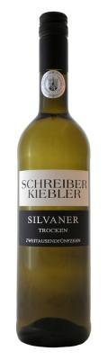 Silvaner trocken 2015 / Schreiber-Kiebler
