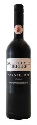 Dornfelder Classic 2015 / Schreiber-Kiebler