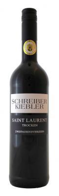 St. Laurent trocken 2014 / Schreiber-Kiebler