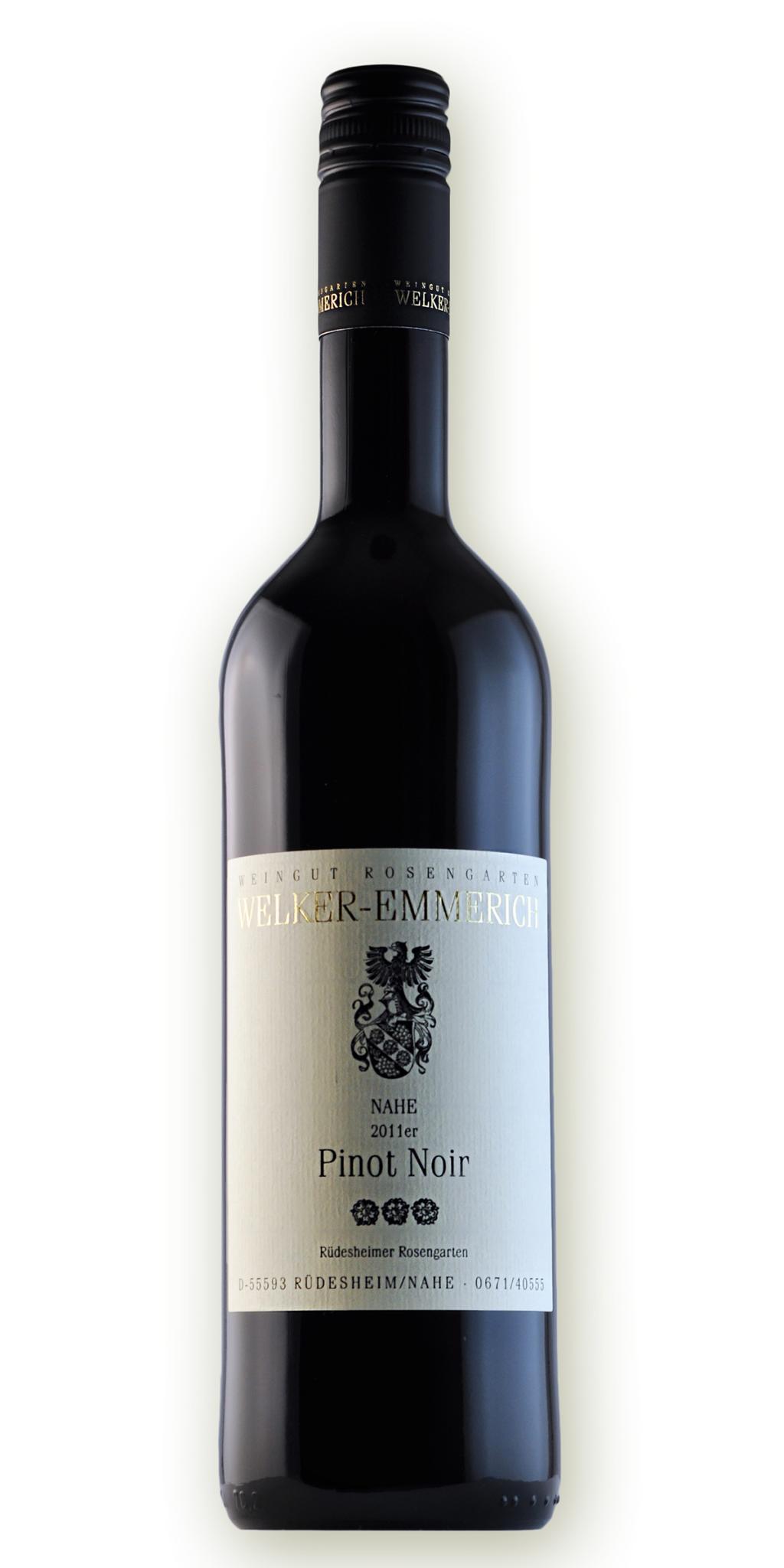 Pinot Noir - Edition 3 Rosen - 2015 / Welker-Emmerich