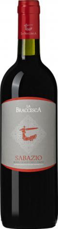 Sabazio, Rosso di Montepulciano DOC 2012 / Tenuta La Braccesca