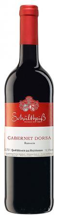 Cabernet Dorsa Qualitätsrotwein 2015 / Schultheiß