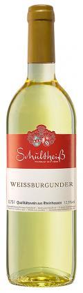 Weißburgunder Qualitätswein 2015 / Schultheiß