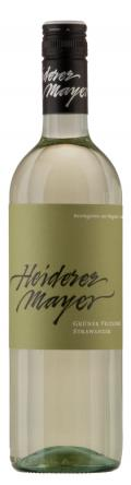 Grüner Veltliner Strawanzer 2019 / Heiderer-Mayer