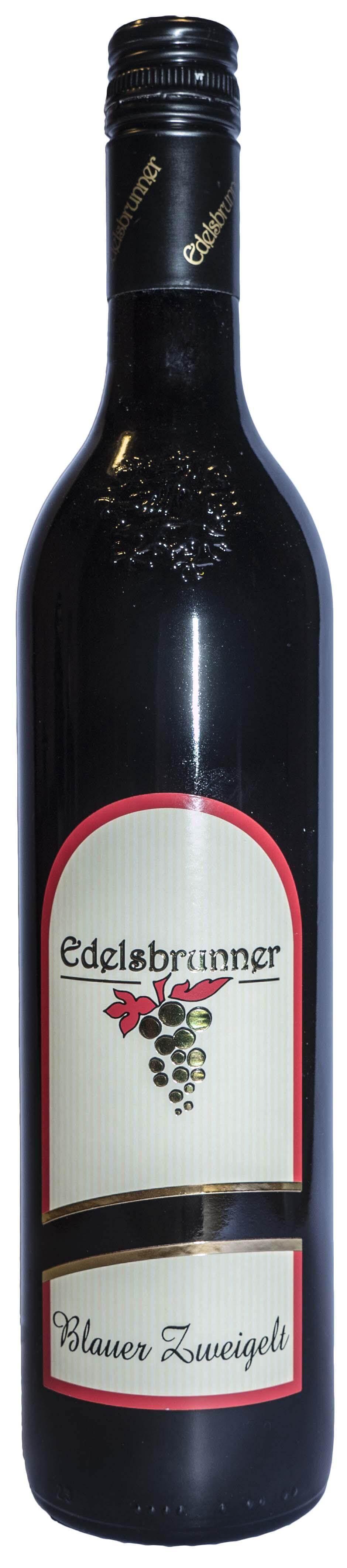 Blauer Zweigelt  2013 / Edelsbrunner